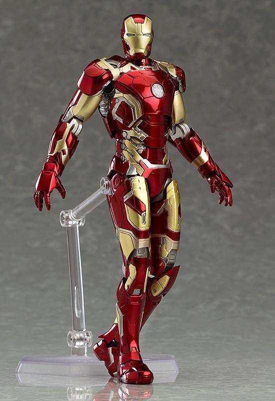 Figma Iron Man Mark XLIII Figure Avengers Age of Ultron