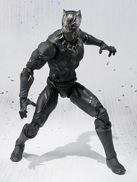 Figuarts Black Panther Figure Captain America Civil War