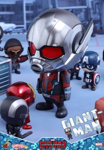 Giant-Man Hot Toys Figure Civil War Cosbaby