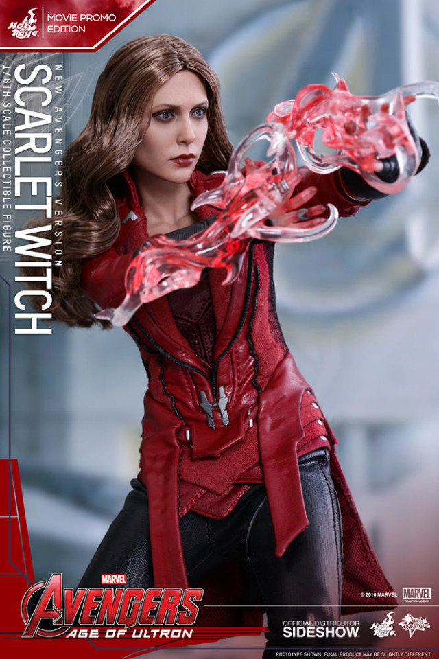 Hot Toys Movie Promo Scarlet Witch Sixth Scale Figure