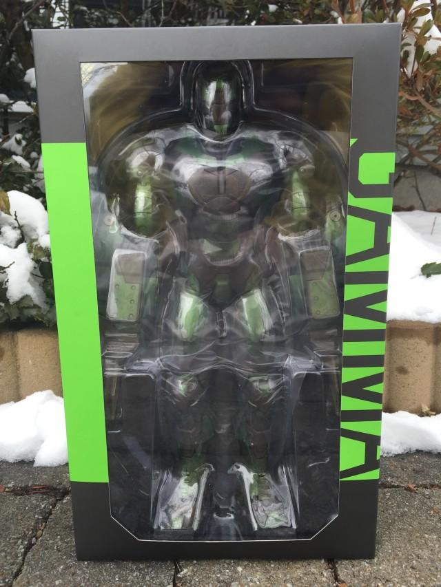 Gamma Iron Man Hot Toys MMS Figure in Box