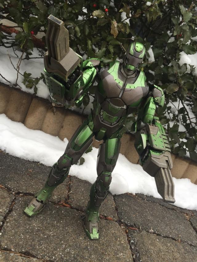 Hot Toys Iron Man Gamma Mark 26 Sixth Scale Figure