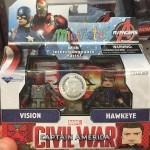 Captain America Civil War Minimates Released! Exclusives!