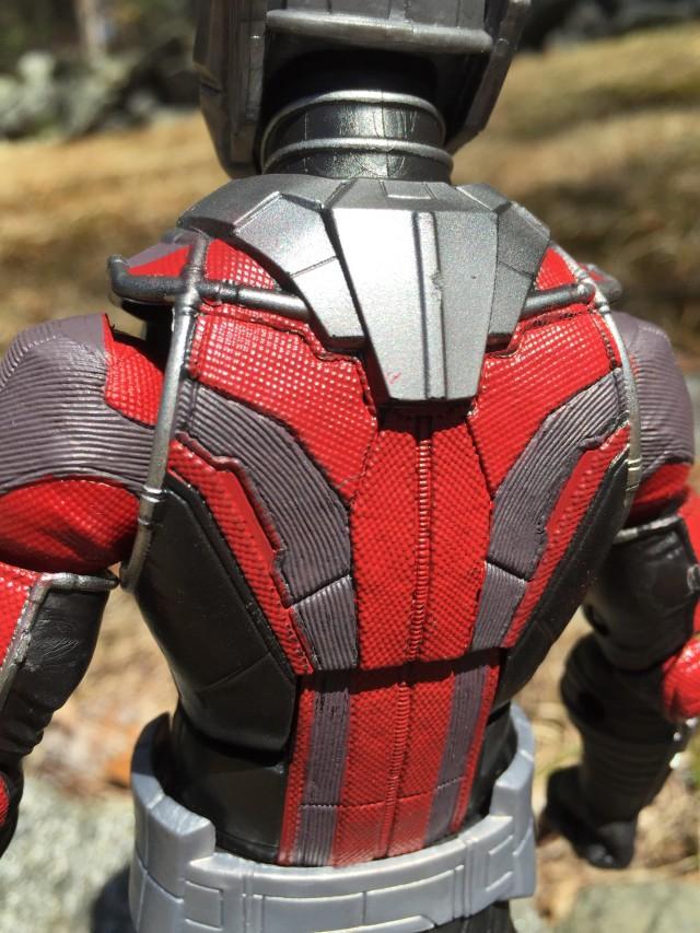 Close-Up of Back of Civil War Giant-Man