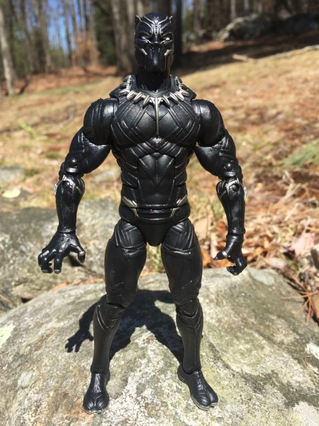Hasbro Marvel Legends 2016 Black Panther Six Inch Figure