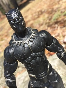 Marvel Legends Black Panther Review Civil War