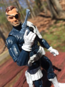 Marvel Legends Nick Fury Review 2016