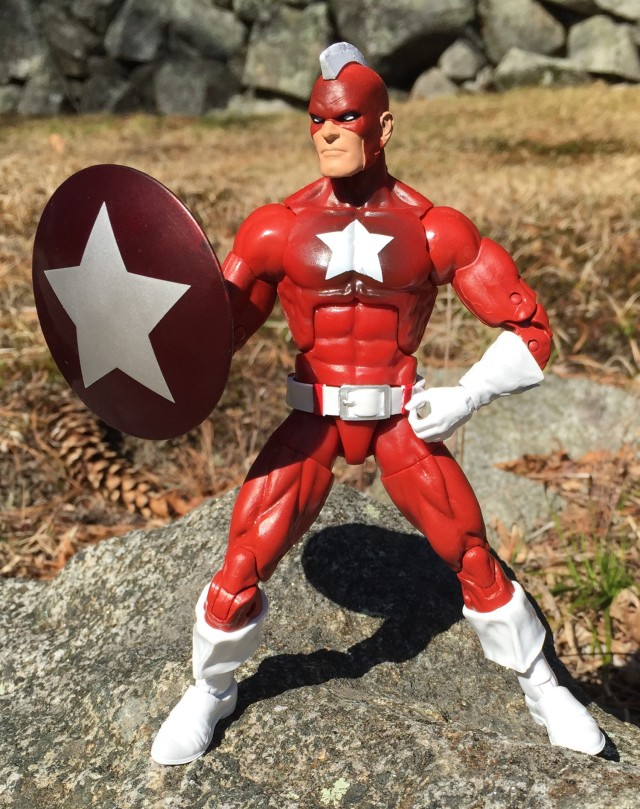 Hasbro Red Guardian Marvel Legends 2016 Figure