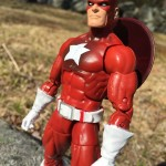 Marvel Legends Red Guardian 6″ Figure Review Hasbro