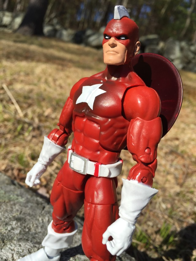 Marvel Legends Red Guardian Review