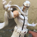 Kotobukiya Magneto ARTFX+ Statue White Version Review