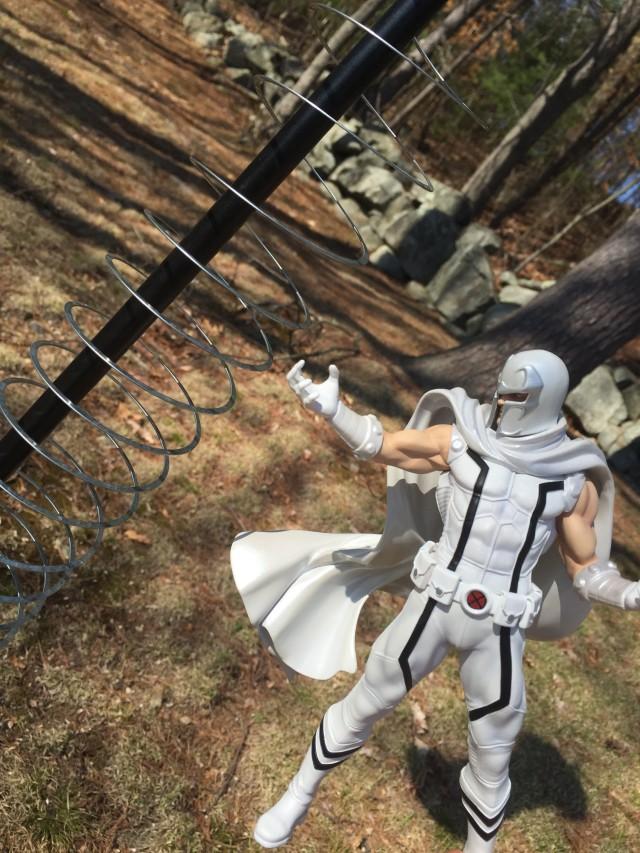 Kotobukiya Marvel NOW X-Men Magneto White Ver. Statue