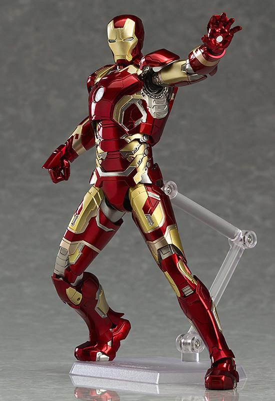 Iron Man Mark XLIII Figma Figure Online Exclusive