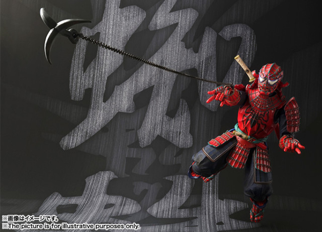 Manga Realization Spider-Man Web Shooting Grappling Hook
