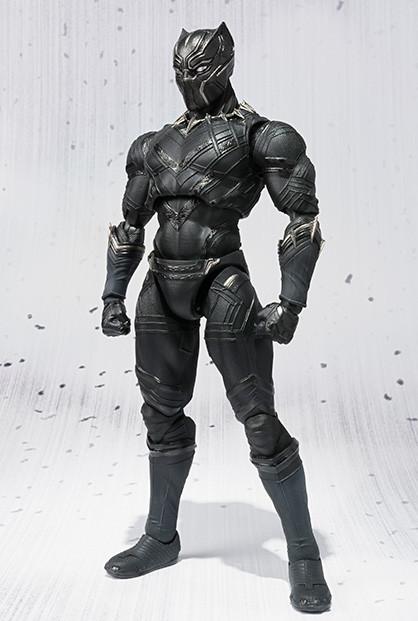 S.H. Figuarts Black Panther Action Figure