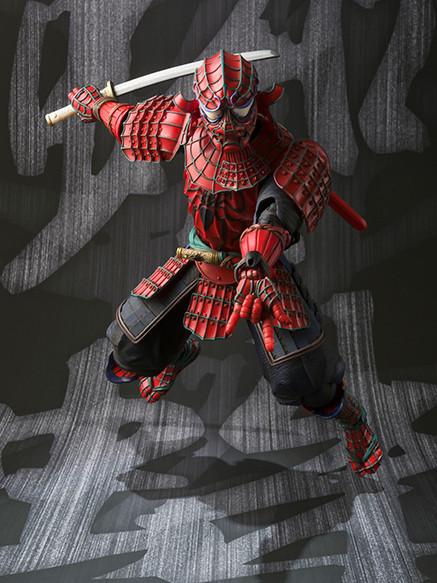Spider-Man S.H. Figuarts Samurai Realization Figure