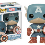 Exclusive Funko Sepia Captain America POP Vinyl Pre-Order!