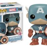 Exclusive Funko Sepia Captain America POP Vinyl Pre-Order!
