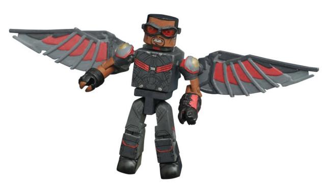 Ciivl War Minimates Falcon Figure