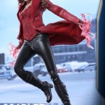 Hot Toys Civil War Scarlet Witch Figure Up for Order!