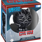 Funko Dorbz Civil War Figures RETIRED! Black Panther & More!
