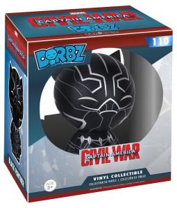 Dorbz Black Panther Vinyl Figure