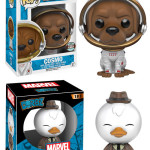 Funko Cosmo POP Vinyl & Howard the Duck Dorbz Revealed!