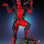 Gentle Giant Deadpool Statue Photos & Order Info!