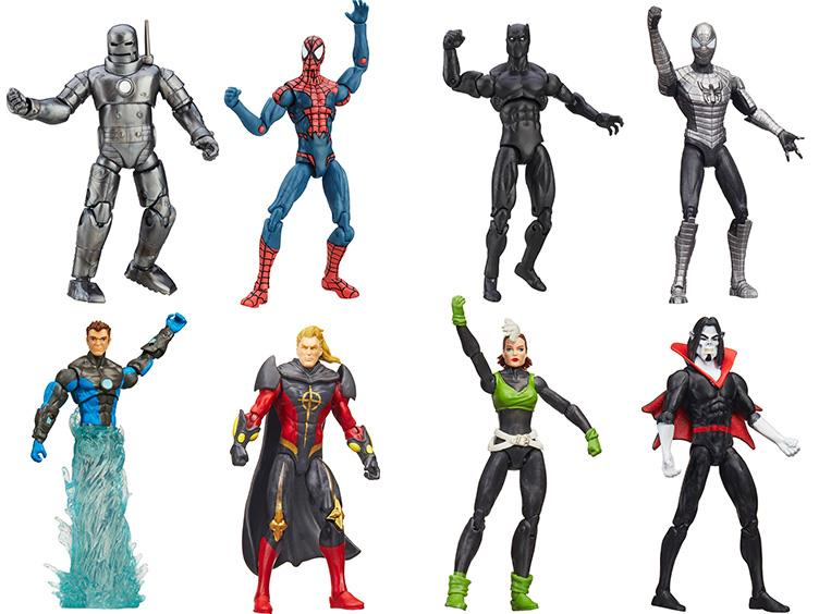 2016 Wave 1 Marvel Universe Legends 3.75 Inch Action Figure Iron Man