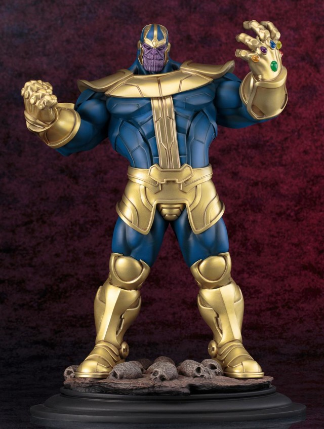 Kotobukiya Thanos Fine Arts Statue