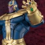 Kotobukiya Thanos Fine Arts Statue Photos & Order Info!