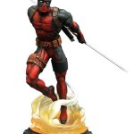 Diamond Select Deadpool Marvel Gallery Statue & Model Kit!