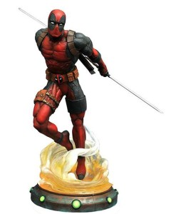 Marvel Gallery Deadpool Statue October 2016 Diamond Select Toys