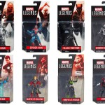 Marvel Legends 4″ Wave 3 Order Info & Case Ratios!
