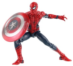 Marvel Legends Civil War Spider-Man Photo Hi-Res