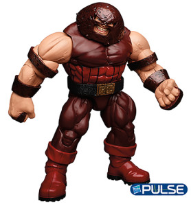 Marvel Legends Juggernaut Build-A-Figure