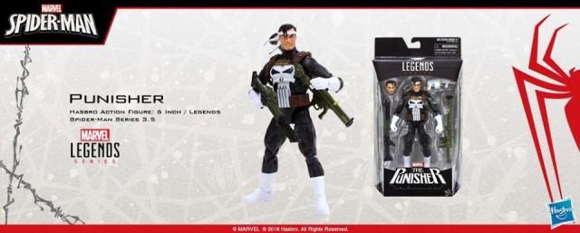 Marvel Legends Walgreens Punisher Figure Jim Lee