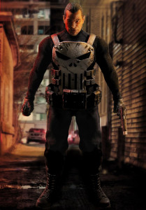 Marvel ONE 12 Collective The Punisher Action Figure