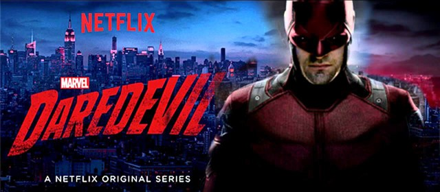Netflix Daredevil TV Series Screenshot