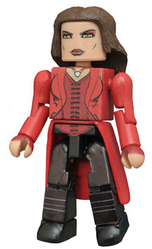 SDCC 2016 Exclusives Scarlet Witch Minimates Civil War Figure