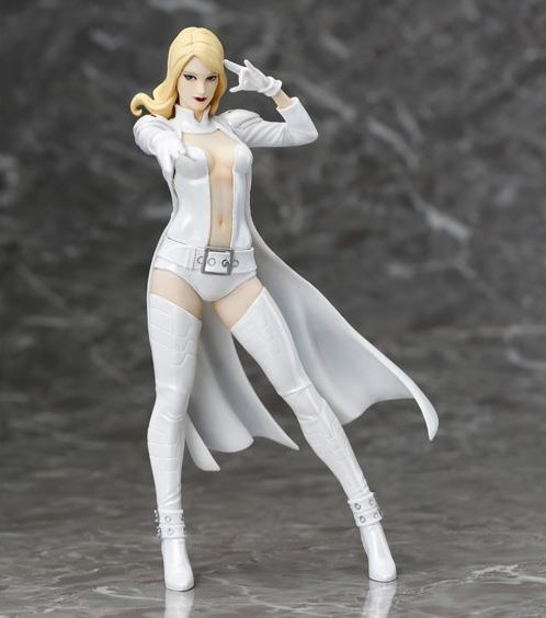 SDCC 2016 Kotobukiya Emma Frost White Version Exclusive Statue