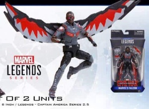 Walmart Exclusive Marvel Legends Falcon Figure