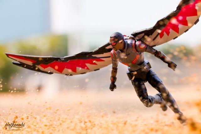 Captain America Civil War Marvel Legends Falcon 6 Inch Figure
