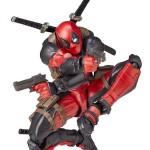 Revoltech Deadpool Figure Revealed & Photos!