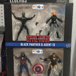 Marvel Legends Civil War 4″ 2-Packs Released! Agent 13!