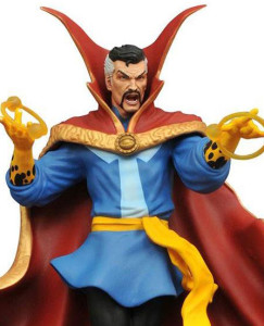 Marvel Gallery Doctor Strange Figure Close-Up
