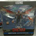 Marvel Legends Civil War Falcon Figure Released & Photos!