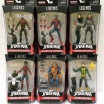 Spider-Man Marvel Legends Space Venom Series Packaged Photos!