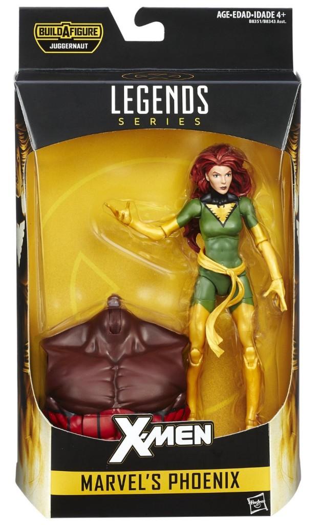 Marvel Legends X-Men Phoenix Figure Packaged