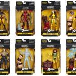 X-Men Marvel Legends 2016 Figures Hi-Res & Packaged Photos!